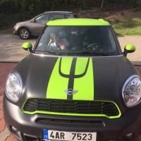 ICT Mini Cooper :-) If you love him ….